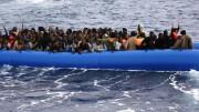 Adesso bloccare gommoni alla partenza e Ong in mare e rispedire tutti indietro diventa un obbligo: l'Africa è una grande incubatrice del Virus Corona. Foto Vincenzo Livieri - LaPresse