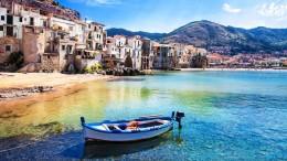 Cefalù, la Perla del Tirreno, è un esempio dell'immenso patrimonio naturale e storico della Sicilia.