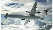 Drone Leonardo da ricognizione ad uso prevalentemente bellico