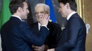 """Fra Italia e Francia è giunto il tempo dei sorrisi? L'accordo fra i francesi e la Fincantieri potrebbe essere stato il via di un lento disgelo. Sarebbe una conversione da parte di quella che chiamiamo da sempre - ma era una speranza - come la sorella latina. In concreto la Francia ha dato manforte (vedi ultima guerra) alla politica atlantica, sfuggendo al ruolo di leader di un Mediterraneo che invano parlava già francese. E' stato un grosso errore dovuto alla nota voglia di """"grandeur""""."""
