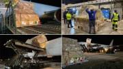 Mascherine salgono sul...cargo: massiccia 'esportazione' dall'Italia!