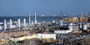 L'allucinante estensione delle grandi raffinerie di Petrolio