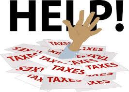 Italiani annegano in un mare di imposte e tasse.