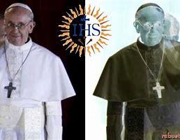 Papa bianco o papa nero? E' un contro senso che un gesuita sia diventato papa. Non corrisponde al mandato del Fondatore né al costume storico della 'Compagnia'.