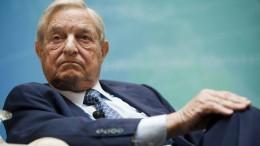 George Soros multimiliardario in dollari si ritiene un benefattore: vorrebbe riformare il mondo a modo proprio. Predica l'aborto e finanzia gli abortisti. Organizza la destabilizzazione dell'Italia e dell'Europa finanziando le Ong.