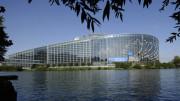 Il maestoso edificio del Parlamento europeo a Bruxelles: non manca certo di...magnificenza. L'UE ha pensato certamente 'a sé stessa'.