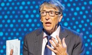 Un invcchiato Bill Gates. Vuol fare ancora soldi? Vuol 'ingozzasrsi' di 'potere'?