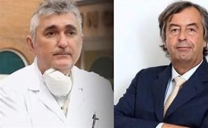 Giuseppe De Donno,lo sperimentatore del 'plasma dei guariti'. Come si sperava 'funziona' ma i media continuano ad 'aspettare il vaccino'. De Donno ha fatto 'il Medico' con la maiuscola. L'attività di Burioni è quella di cercare di smentire De Donno e di infangarlo...