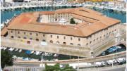 L'antico Lazzaretto, o Spasimo, negato ai 'vivi': qui quello di Ancona simile ad un carcere. Il panico rispetto al contagio non è una novità e assume aspetti scaramantici.