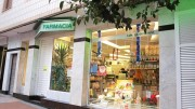 Una delle farmacie aperte di recente a Palermo. La città cresce di dimensioni ed evidentemente ne ha bisogno. Il numero delle farmacie è regolato in base agli abitanti e al territorio.