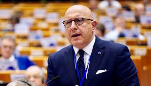 Gaetano Armao, vicepresidente Regione siciliana e assessore all'economia.