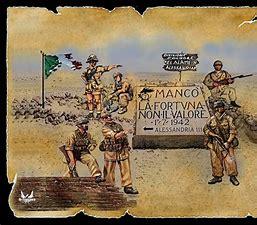 Non tutta quella storia è stata rinnegata: il motto dei carristi italiani commemora El Alamein, definita: 'una sconfiotta più gloriosadiuna vittoria'. Anche in Russia l'esercito italiano fu eroico. Comeanche gli ussari, che militavano da sovietici, gli italiani furono protagonisti delle ultime cariche di 'cavalleria a cavallo' della storia.
