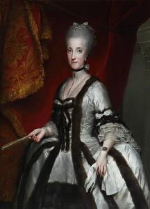 Maria_Carolina d'Austria, mogliedi Ferdinando (che fu nominato successivamente come IV, II e primo). Suo figlio Francesco era ilpiùilòluminato dei borboni con una moglie modeerna ed attiva come e Maria Spofia di Baviera.