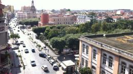 Marigliano è un grosso centro fra Acerra e Nola.Il sindaco indagato è un giovane avvocato del luogo.