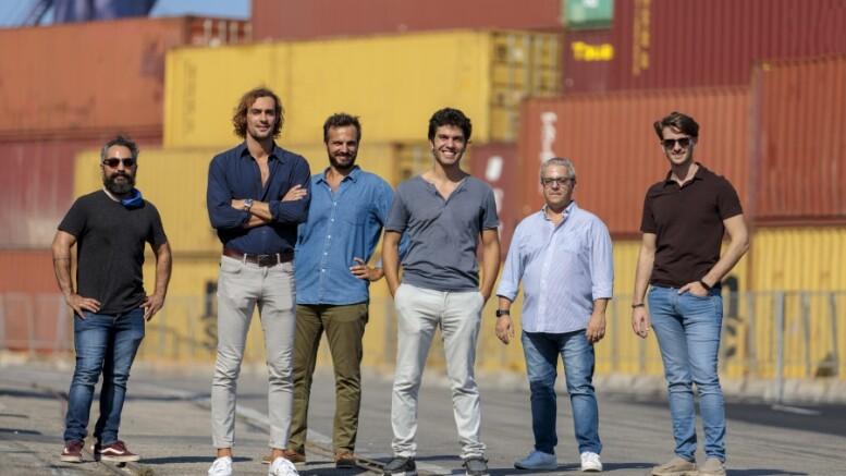 Team Cpoloombus (Ph. Osvaldo Esposito)