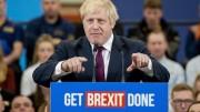 B. Johnson, giornalista epolitico, è primo ministro da quando è stata estromessa Tersea May. Ambedue sono conservatori (Tories).  Johnson,sin da candidato, è gradito a D.Trump. (Fonte Ph Corriere dello Sport)