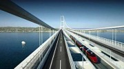 Il Ponte sullo Stretto fa della Sicilia, con i suoi porti, la 'porta d'Europa'.