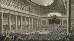 La definizione di sinistra nacque nel corso della Rivoluzione francese. A sinistra sedevano i radicali oltransisti.
