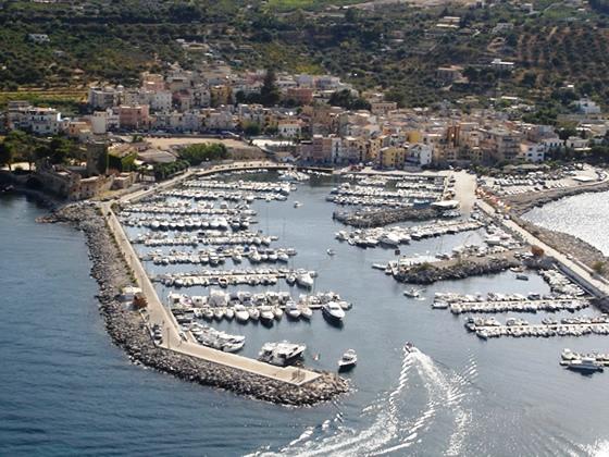 Il porto di San Nicola oggi (Immagine dal sito)
