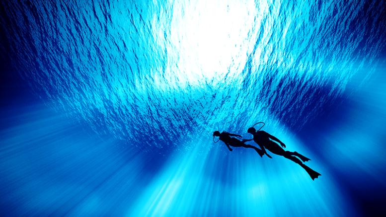 Nel grande blu i pesci d'altomare (pelagici) non hanno subito un depauperamento sensibile. E' pesce prevealentmente azzuro. Ma la distinzione fra ''azzurro e bianco' non ha un confine perfetto. Non manca pesce eazzurro di pregio e di prezzo: vedi tunnidi e spada. Nè pesci 'a metà' fra zzurri e bianchi.