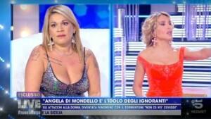 """Angela Chianello: """"non ce n'è covid a Mondello"""". E poi: """"mi sbagliavo"""". La migliore era la prima che aveva detto."""