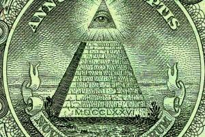Il dollaro, carta d'identità della finanza Usa: è tutto una costruzione di simboli massonici. La stessa libertà fu concessa agli States dagliinglesi,quandoWashigton promise l'obbedienza massonica. Opporvisi, come fa Trump (qualche volta li accontenta)a è un'impresa titanic.