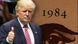 Un classico: accusare Trump diessere lui a voler instaurare il grande fratello