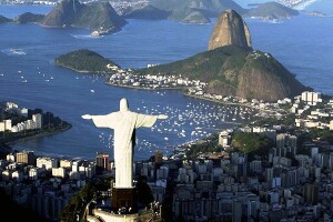 Il Cristo di Rio de Janiero simbolo di ecumenismo della fede cristiana.