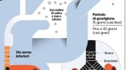 Come può avvenire il contagio: contro il panico diffuso dai media e dagli stessi 'esperti' (nessuno conosceva viroologi e immunologi prima di questa epidemia, ora sono dei 'divi') dev'esser chiarto che il virus non ha vita propria, ma esiste solo all'interno della cellula animale come una sorta di parassita. La verità che acqua, sole, vento anche leggero sono la tomba di una cellula fuori dal corpo vivente. Quindi, del virus! Il contagio più frequente è dovuito certamente al tatto, avviene tramite le mani o tramite tosse e starnuti a distanza molto ravvicinata, non certo tramite il semplice 'alito'!