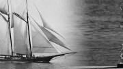 La Goletta America si aggiudicò la coppa messa in Palio dagli inglesi della Regina Vittoria, nel corso di una regata oceanica di 'grande altura'.. Da allora, la Coppa (è un boccale d'argento di inestimabile valore) non è più tornata in G.B. Gli americani di N.York la rimisero in palio per pura sportività. Ne sarebbero - legalmente - ancora proprietari.