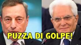 Beh, non poteva essere diversamente: l'Italia è vittima di un golpe dopo l'altro dal giorno in cui Berlusconi, minacciato da ogni lato, fui costretto a dimettersi. Lo fece dignitosamente quanto inutilmente. Chiunque 'tiri' per il suo popolo viene destituito. In Italia e quasi ovunque. Nei posti 'giusti' vanno le persone 'giuste'. Si pensi a Napolitano;: faceva addirittura ridere. Mattarella ci ha provato a non far ridere. Ma, purtroppo tutti fanno piangere!