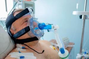 Ossigenoterapia.