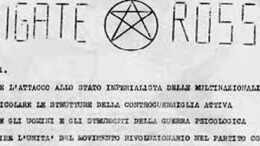 L'eco delle stragi, degli orrori, dell'uccisione di vittime innocenti, da Aldo Moro a Luigi Calabresi a Marco Biagi non si è ancora spento. Anche perché sono un'incredibile numero, fino a tre al mese attorno agli anni 1972 - 1973 le vittime di questo fenomeno che procedeva, per dire un'espressione di Dalla Chiesa, con 'la nevrosi del delitto'.
