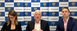 Il rappresentante deklla Ryanair