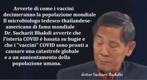 I vaccini annienteranno il mondo. C'è chi lo sostiene...