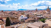 Palermo: basta che ce sta o' sole, che c'è rimasto o' mare...