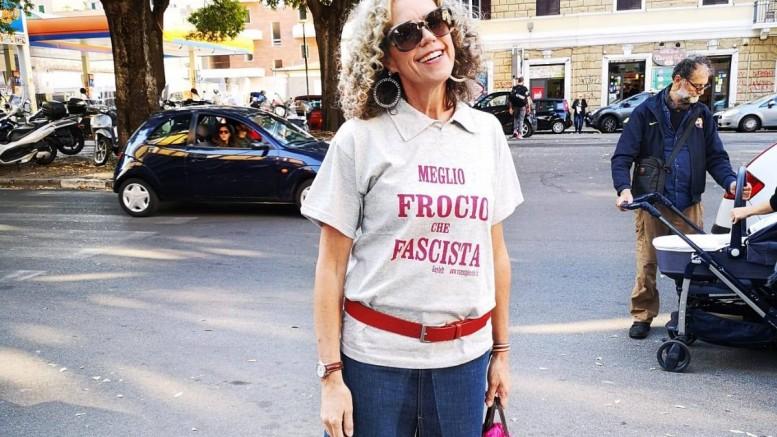 Monica Cirinnà, una delle maggiori sostenitrici della legge che prende il nome da Alessandro Zan, ma è sostenuta, tra gli altri, da Laura Boldrini.