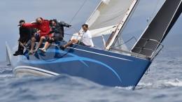 Qq7 di Michele Zucchero - la favorita - è stata la barca più veloce della 'classica' Cinque Fari 2021.