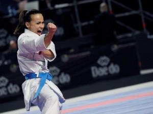 Viviana Bottaro: nel karate più forte di tutti gli orientali
